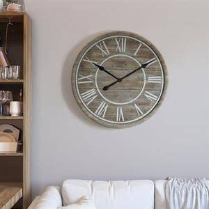 Yosemite Home Decor - Rustic Age Wall Clock