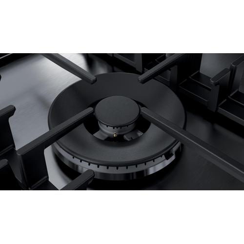 Bosch Canada - 800 Series Gas Cooktop 30'' Stainless steel NGM8057UC