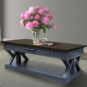 AMERICANA MODERN - DENIM Cocktail Table