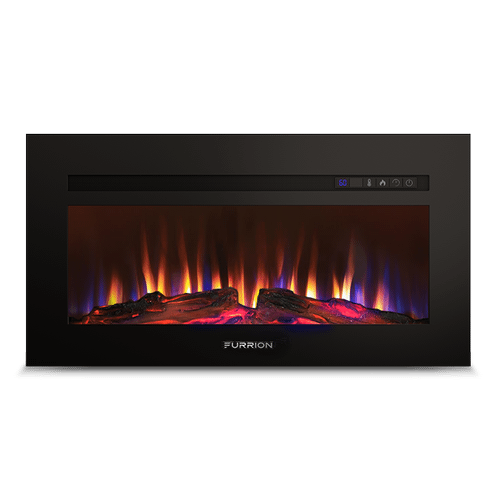 Gallery - Built-In Fireplace - Wood