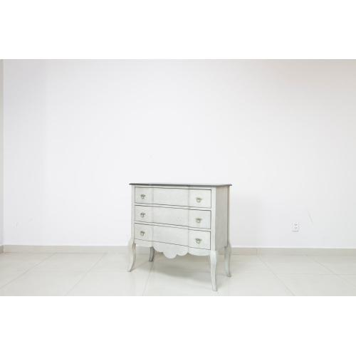 Hawthorne Estate White Wash Chest