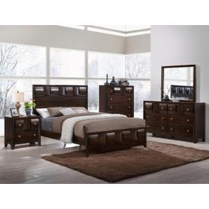 Carter Queen Bed In One Box