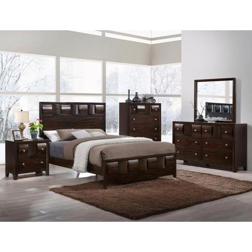 Crown Mark B6800 Carter King Bedroom