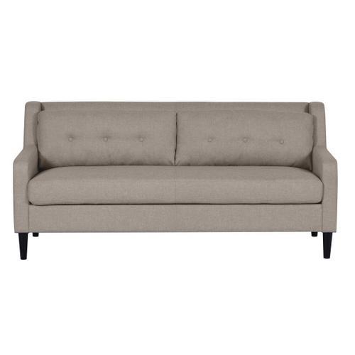 Mid Century Sofa in Frost Grey