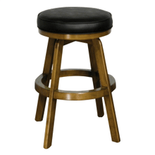 Backless Bar & Counter Swivel Stool