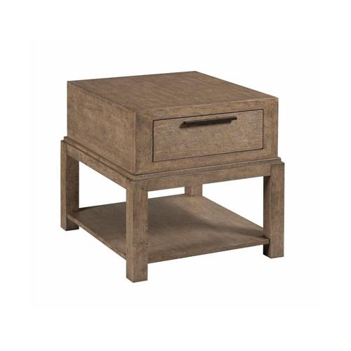 Gallery - Evans Drawer End Table