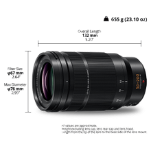 H-ES50200 Micro Four Thirds