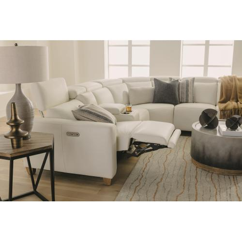 - Astra Power Reclining Sectional with Power Headrests