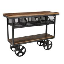 See Details - Asher Industrial Cart