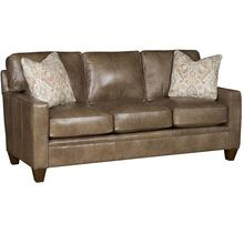 See Details - Cory Leather Sofa