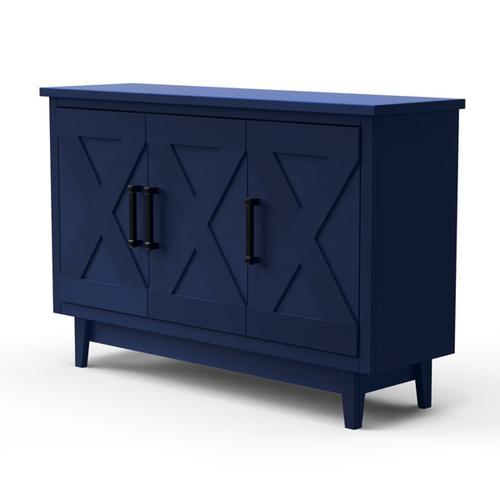 Vaca 3 Door Cabinet