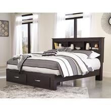 Reylow King Storage Footboard