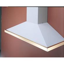 "30"" Copper Decorative Trim for K41 Range Hood"