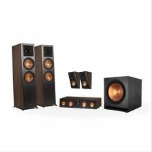 See Details - RP-8000F 5.1 Home Theater System - Walnut