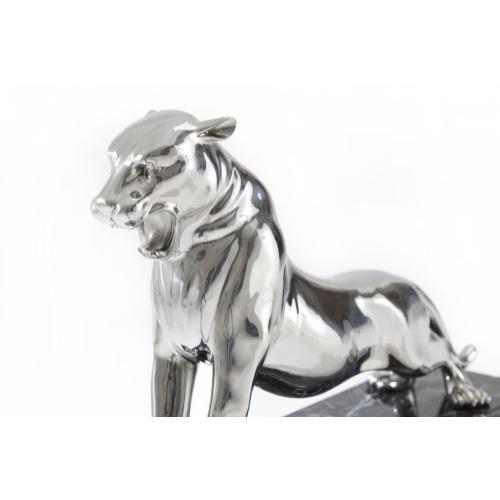 Nickel Roar Decorative Accessory