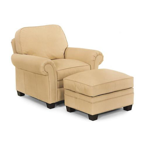 City Chair and Ottoman