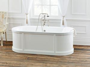 BUCKINGHAM Cast Iron Bathtub Product Image