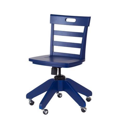 See Details - School Chair : Blue :