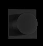 3-Way Diverter Trim Kit, R+S, Black Product Image