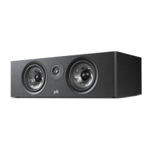 LARGE CENTER CHANNEL SPEAKER in Black