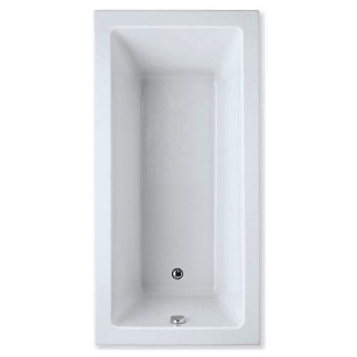 "Easy-Clean High Gloss Acrylic Surface, Rectangular, Soaking Bathtub, Signature Package, 36"" X 72"""
