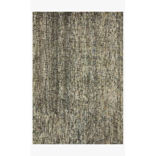 HLO-01 Olive / Denim Rug