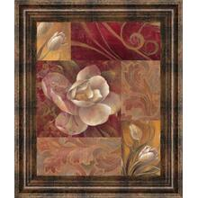 """Variety Of Style I"" By Elaine Vollherbst-Lane Framed Print Wall Art"
