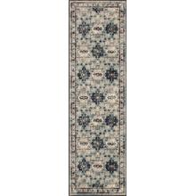 "Soiree Shelburne Robin's Egg 2' 4""x7' 10"" Runner"