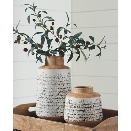 Meghan Vase (set of 2)