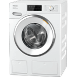 MieleWXI 860 WCS TDos & IntenseWash - W1 Front-loading washing machine with TwinDos, IntenseWash, and Miele@home for ultimate cleanliness and comfort.