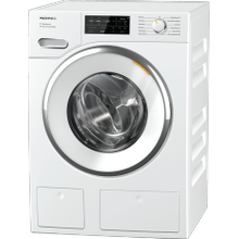 See Details - WXI 860 WCS TDos & IntenseWash - W1 Front-loading washing machine with TwinDos, IntenseWash, and Miele@home for ultimate cleanliness and comfort.