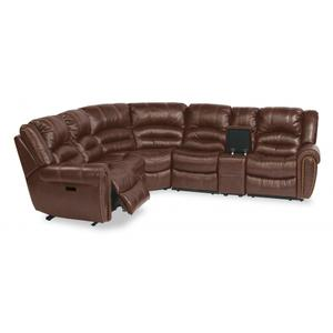 Town Power Reclining Sectional with Power Headrests