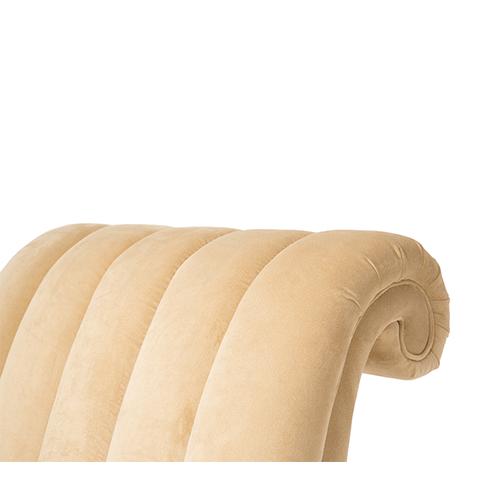 Armless Chaise - Grp1/Opt1