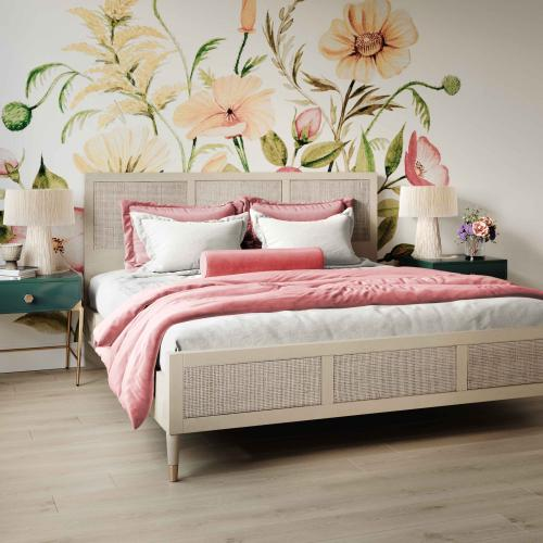 Sierra Buttermilk Bed in Queen