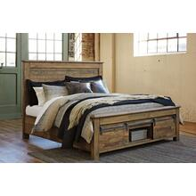 Sommerford King/california King Storage Footboard