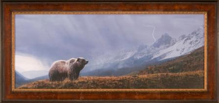 Stormwatch - 16x40 - Print