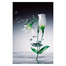 See Details - Crystal Flowers - Giant Art