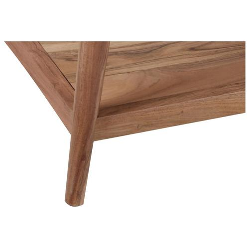 COMING SOON, PRE-ORDER NOW! Portola Coffee Table with Shelf, 2005-001NT