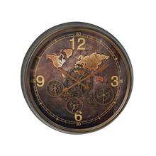 See Details - World Gear Clock