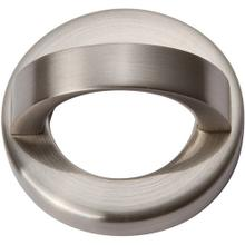 Tableau Round Base and Top 1 7/16 Inch (c-c) - Brushed Nickel