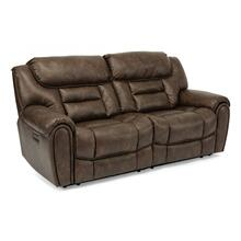 Product Image - Buster Power Reclining Loveseat with Power Headrests