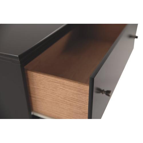 Maribel Dresser Black