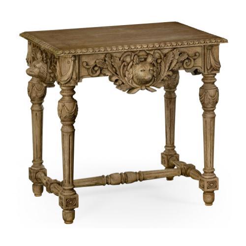 Godwyn Washed Oak Side Table