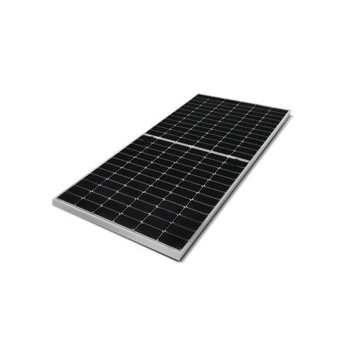 LG - 435W High Efficiency LG NeON® H BiFacial Solar Panel with 144 Cells (6 x 24), Module Efficiency: 19.6%, Connector Type: MC4