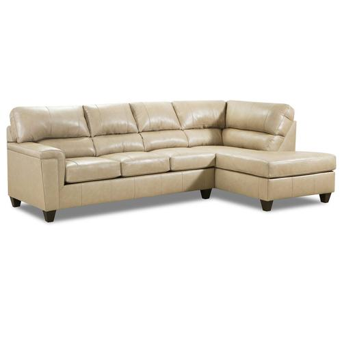 2038 Montego Two Piece Sectional with Chaise