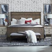 Verona Panel Headboard Queen, Footboard None