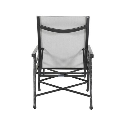Castelle - Marquis Sling Chaise Lounge W/ Optional Loose Pad