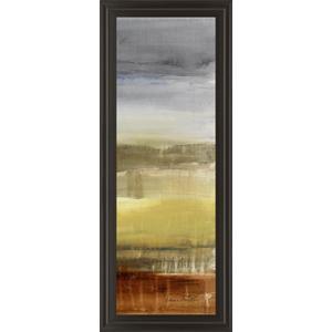 """""""Summer Rain I"""" By Lanie Loreth Framed Print Wall Art"""