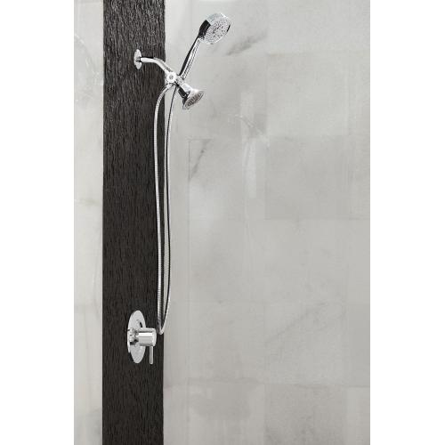 Product Image - Moen Chrome Shower Arm Diverter (Pivoting) with Included Cradle