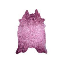 See Details - Metallic Vegan Hides - Metallic Pink